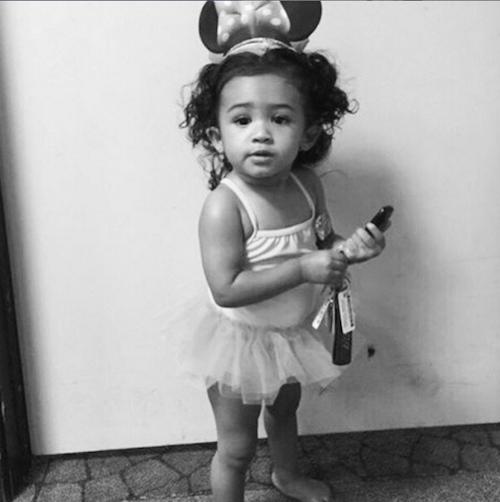 Photos : Chris Brown : sans sa petite Royalty, il déprime…