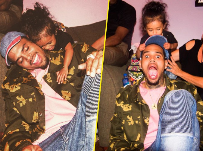Chris Brown et Royalty le 22 août 2015