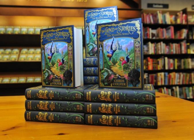The Land of Stories, une série de contes pour enfants