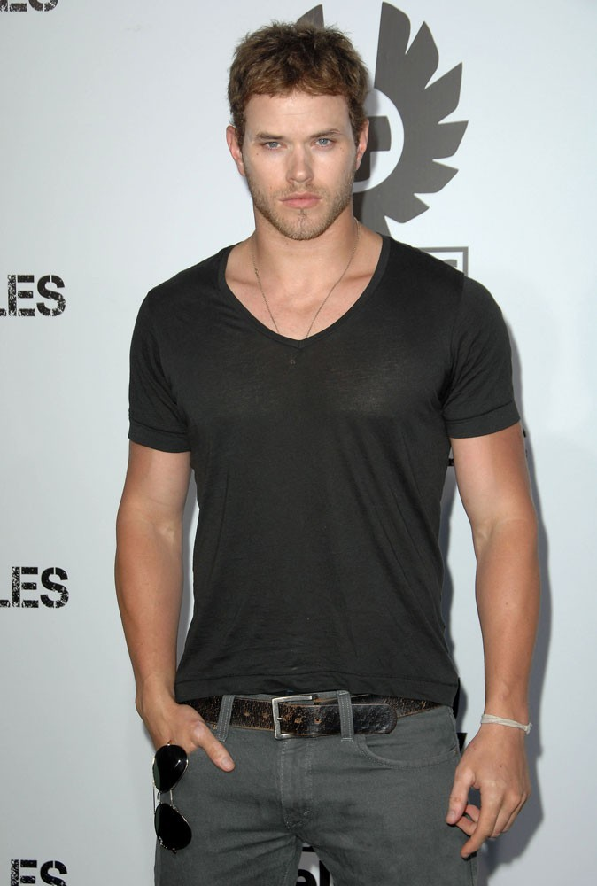 Photos : Kellan Lutz de Twilight