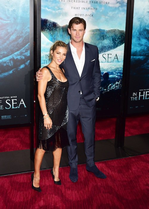 Photos : Chris Hemsworth et Elsa Pataky : inséparables et toujours aussi in love !