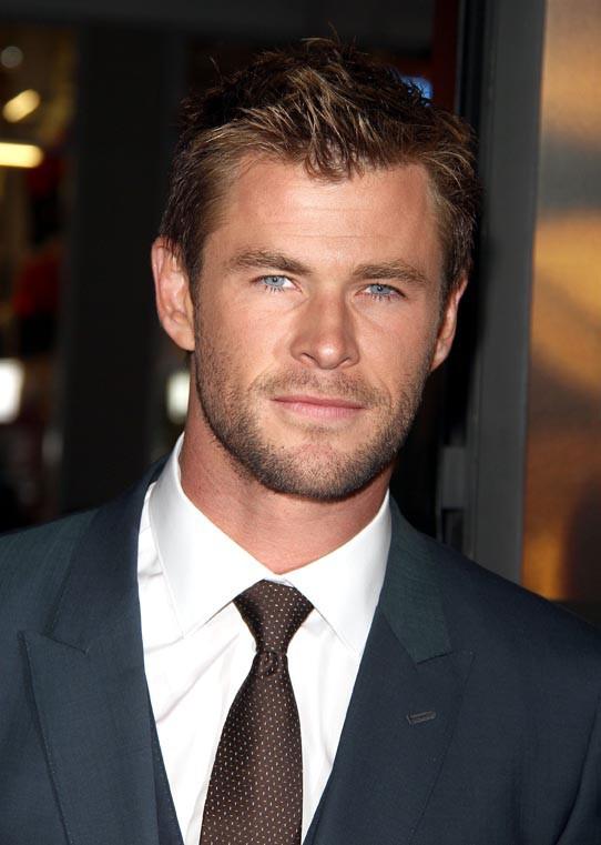 """Chris Hemsworth à l'avant-première du film """"Hacker"""" à Hollywood le 8 janvier 2015"""