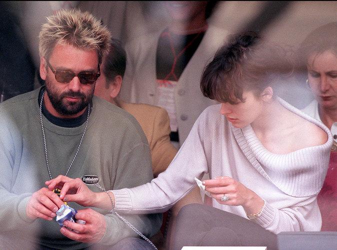 Milla Jovovich et Luc Besson