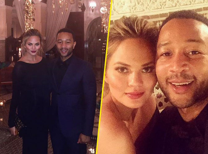 Chrissy Teigen et John Legend
