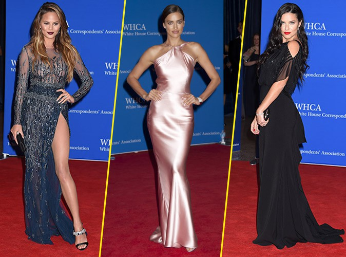 Photos : Chrissy Teigen, Irina Shayk et Adriana Lima : Laquelle est la plus sexy ?