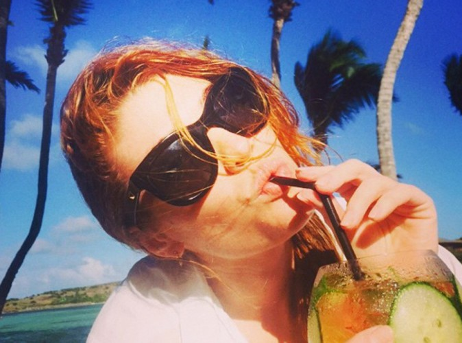 Chrissy Teigen, John Legend et Jessica Alba s'�clatent au soleil!