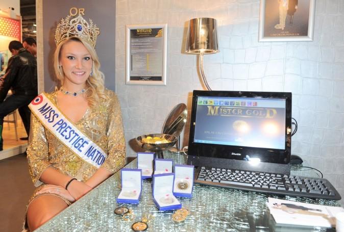 Aussi jolie que sa rivale, Delphien Wespiser alias Miss France ?