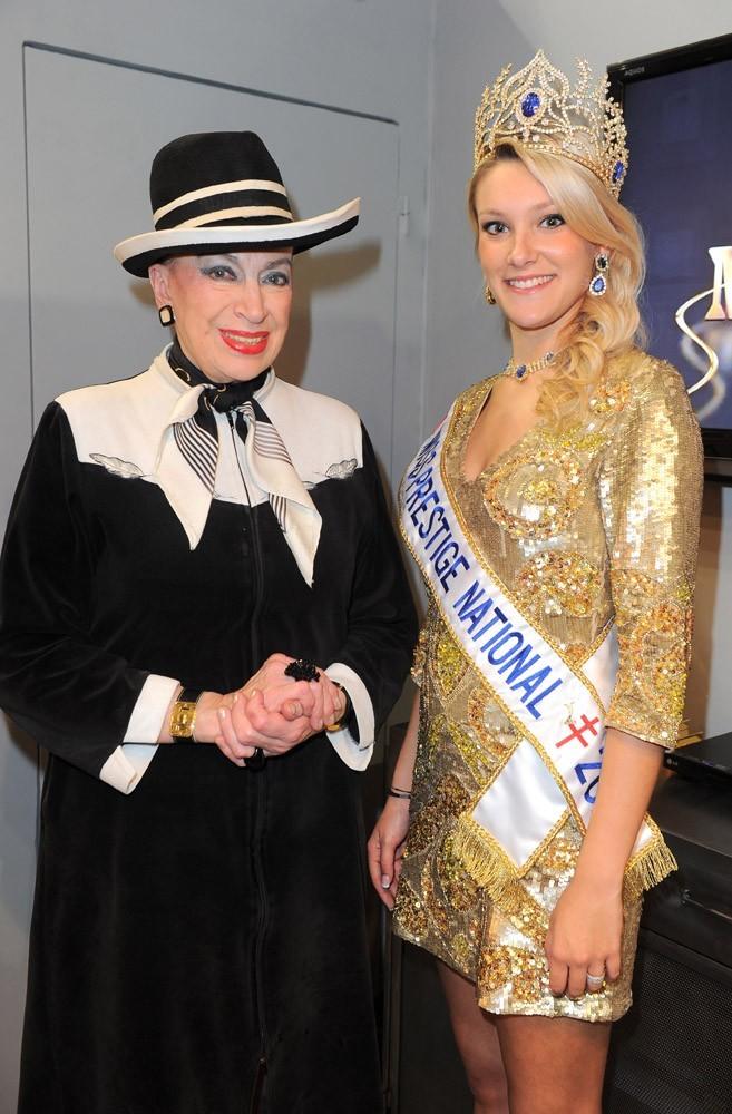 Geneviève de Fontenay et Christelle Roca au Salon de la Franchise