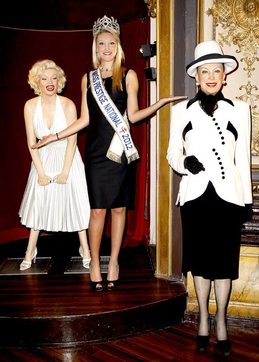 Entre Marilyn et Geneviève, son coeur balance !