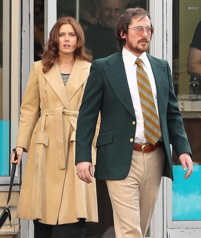 Christian Bale : pas sexy pour tourner Abscam !