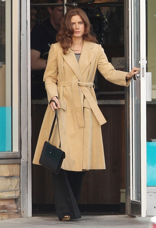 L'élégante Amy Adams