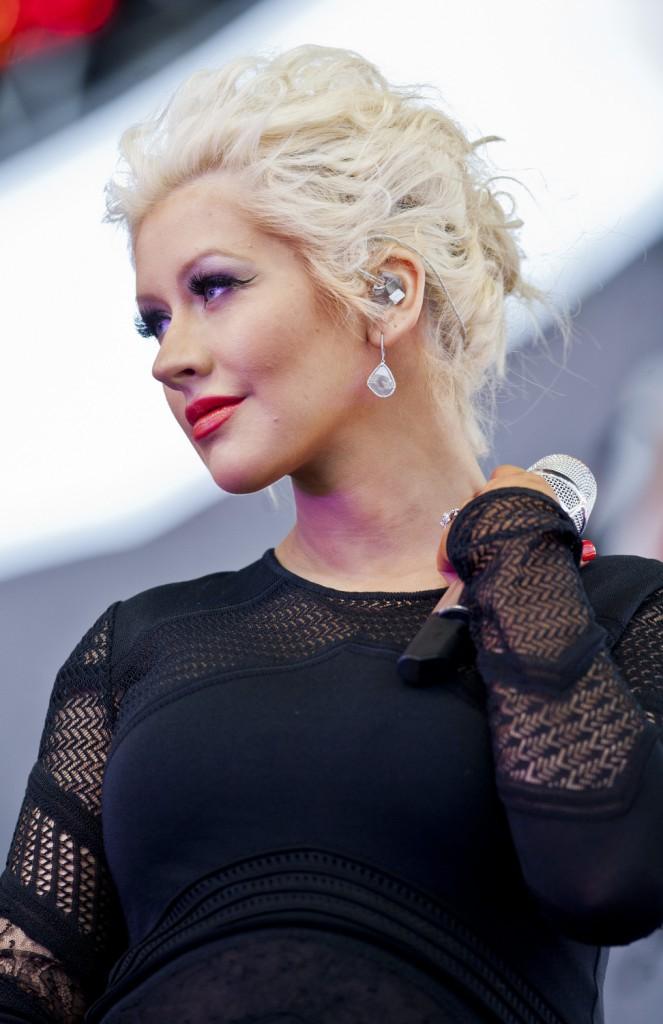 Christina Aguilera, son évolution