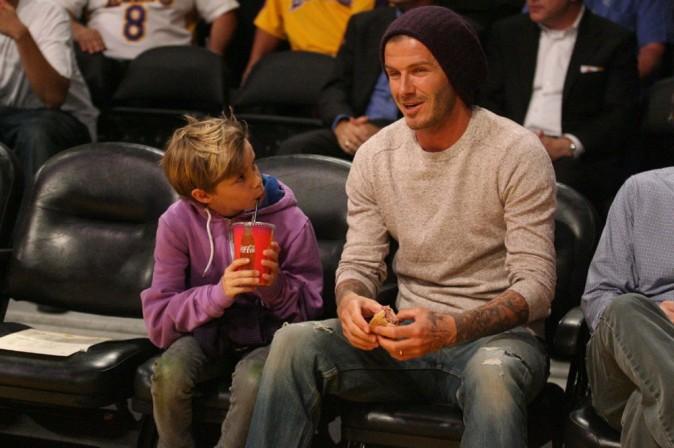 David Beckham aussi était là !