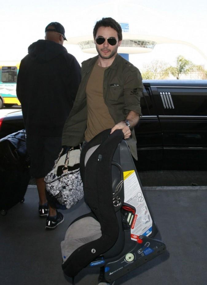 Matt fait le porteur de bagages !