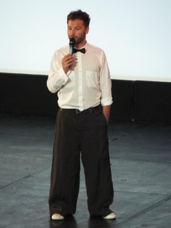 Christophe Maé au Grand Rex de Paris le 8 juin 2013