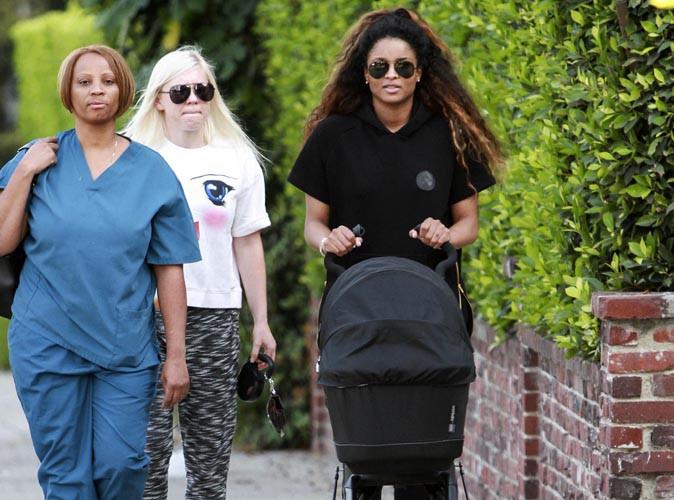 Ciara : première apparition de la jeune maman depuis la naissance de son baby boy !