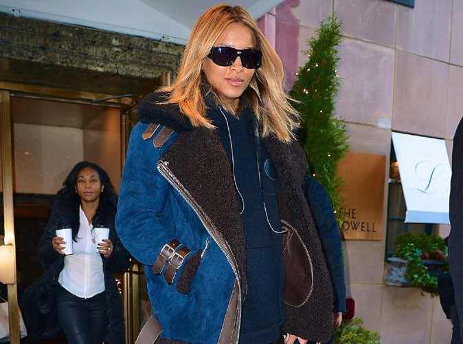Ciara : sa grossesse s'annonce sexy et super stylée !
