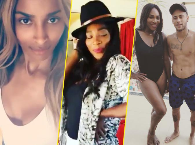 Photos : Ciara, Serena Williams et Kelly Rowland s'offrent une escapade entre filles à Las Vegas !