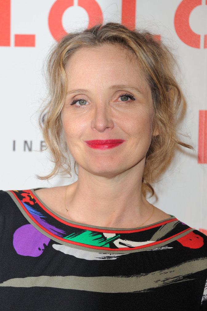 Julie Delpy le 19 octobre 2015