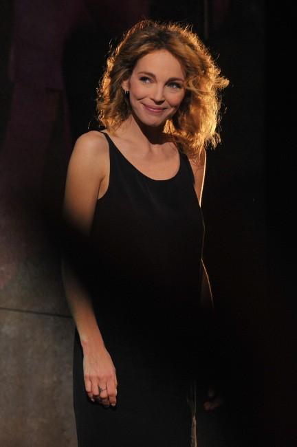 Claire Keim le 30 janvier 2013 au Grand Rex, à Paris