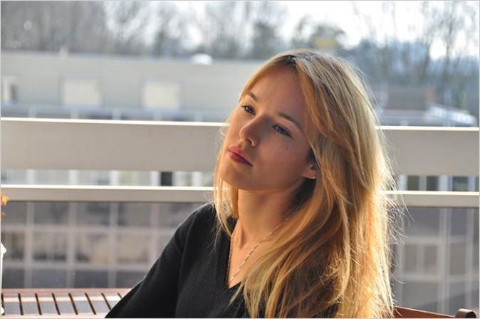 A 26 ans, Elodie Fontan compte déjà 20 ans de carrière !