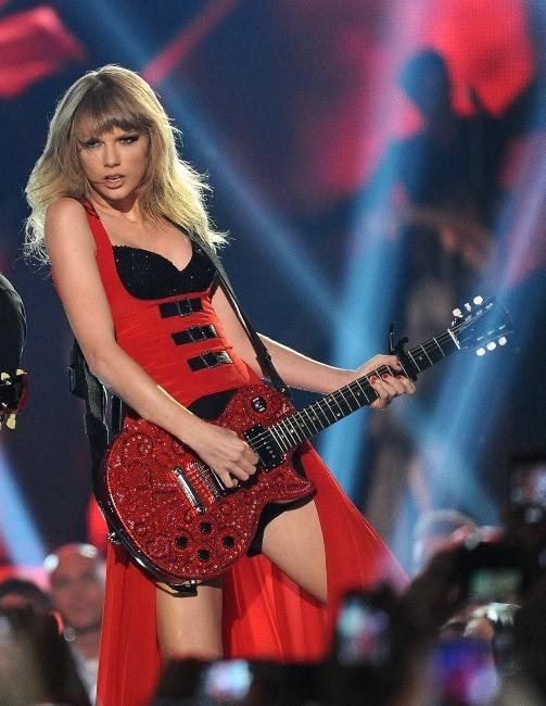 Taylor Swift le 5 juin 2013 à Nashville