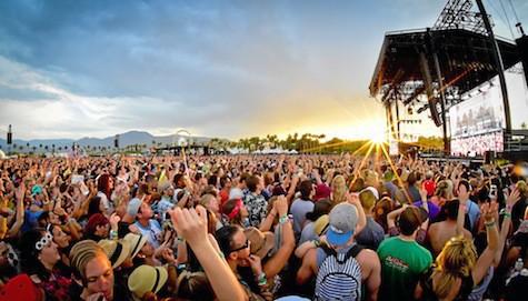 Main stage - Coachella JOUR 1
