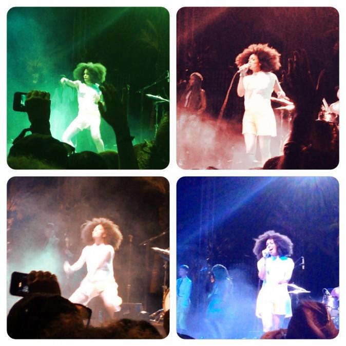 Solange Knowles envoie du lourd sur scène - Coachella JOUR 2