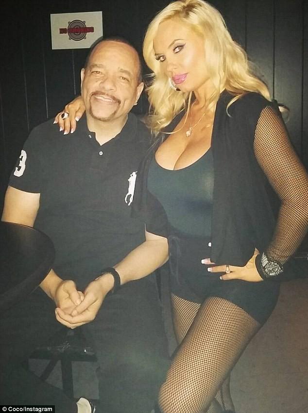 Coco Austin et Ice-T le 27 septembre 2015