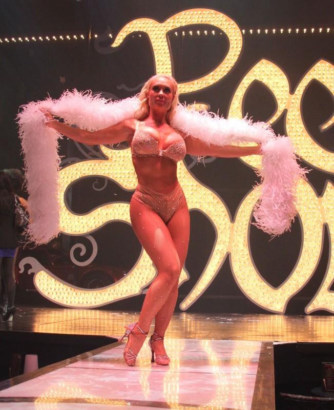 Coco Austin le 17 décembre 2012 à Las Vegas