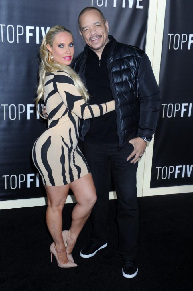 Coco Austin et Ice-T le 3 décembre 2014