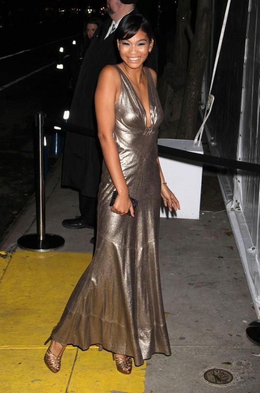 Chanel Iman le 13 novembre 2012 à New York