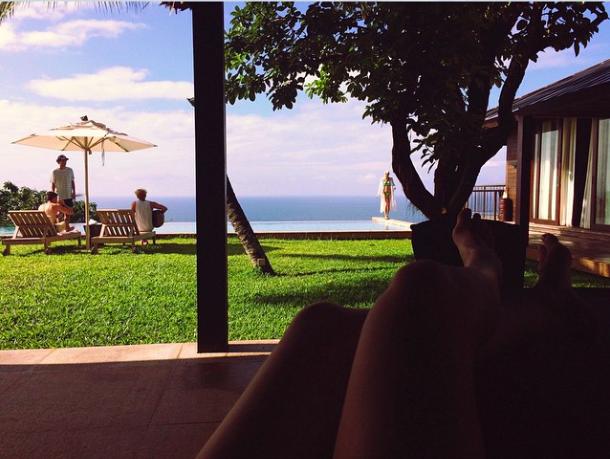 Cody Simpson et Gigi Hadid : en direct des vacances de l'amour !
