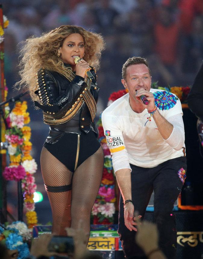 Coldplay et Beyoncé
