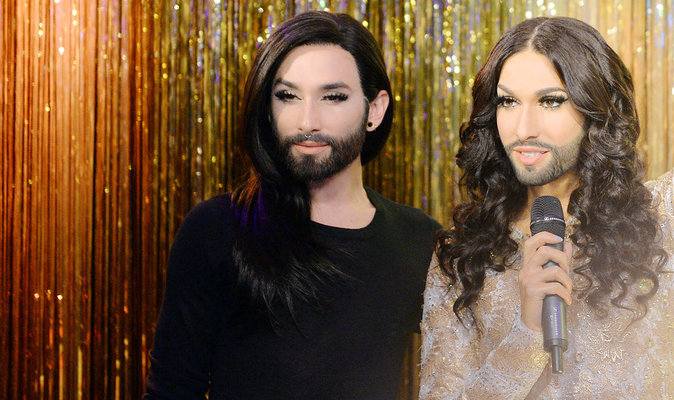 Photos : Conchita Wurst a trouvé son sosie !