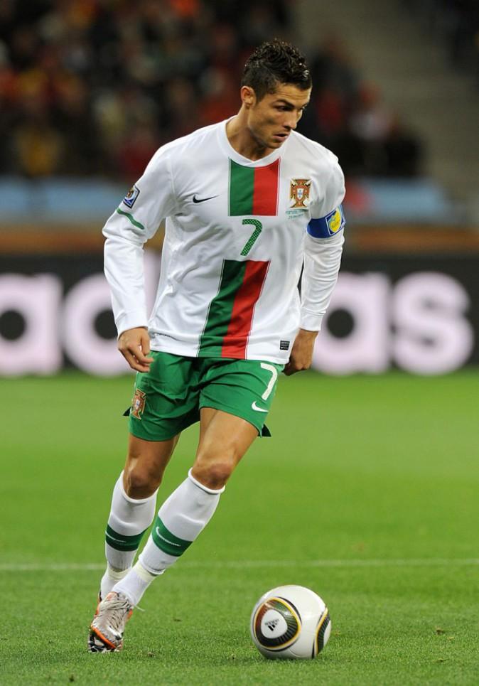Cristiano Ronaldo décroche ses premières sélections avec le Portugal