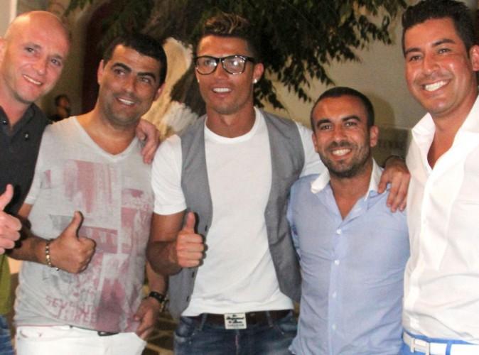 Cristiano Ronaldo : oublié l'echec du Mondial, il s'éclate à Mykonos !