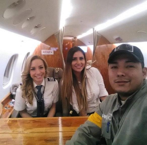 Alejandra Manriquez, nouvelle conquête de CR7 ?