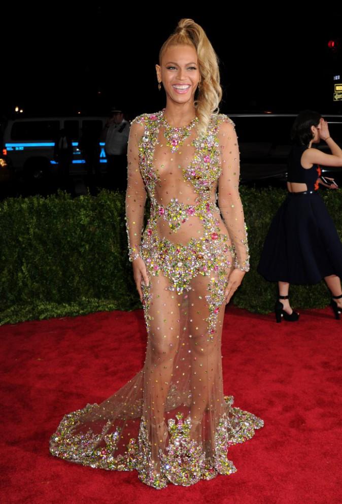 Beyoncé le 4 mai 2015