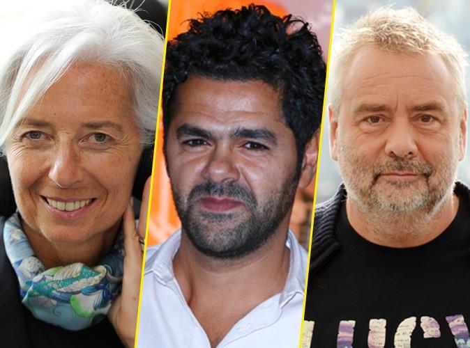 Photos : Christine Lagarde, Jamel Debbouze, Luc Besson... Découvrez qui sont les français les plus influents du monde !
