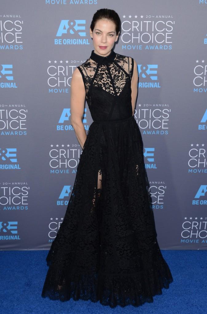 Michelle Monaghan le 15 janvier 2015