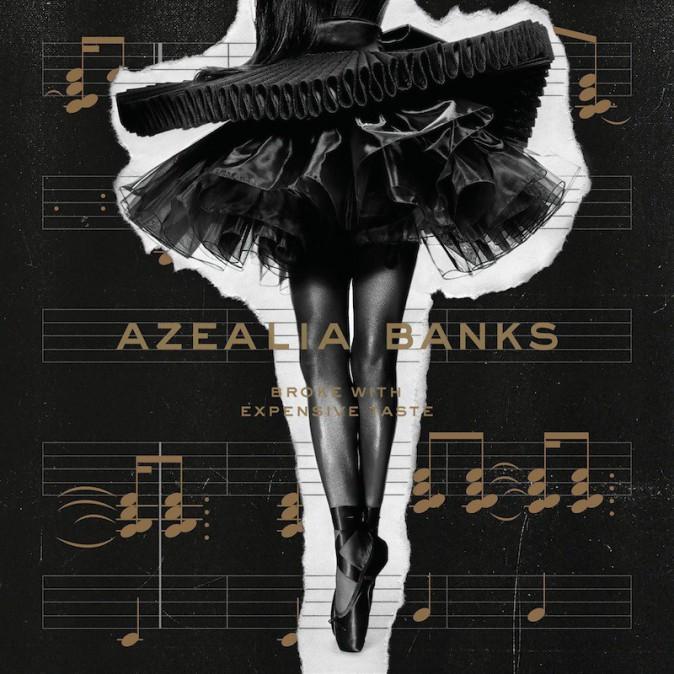CD : Broke with Expensive Taste, Azealia Banks. 12,99 €.