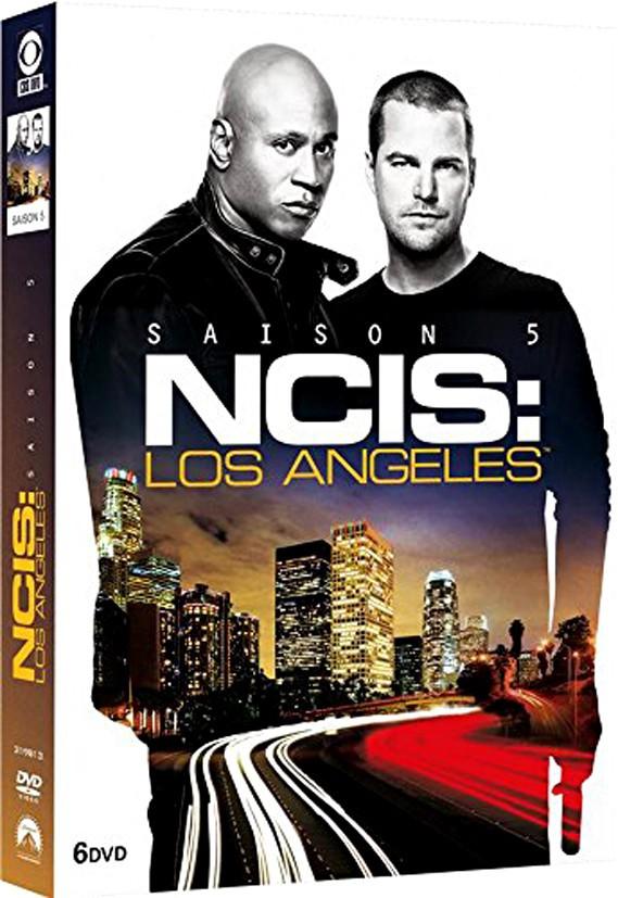 DVD : NCIS Los Angeles, saison 5, CBS Television. 39,99 €.