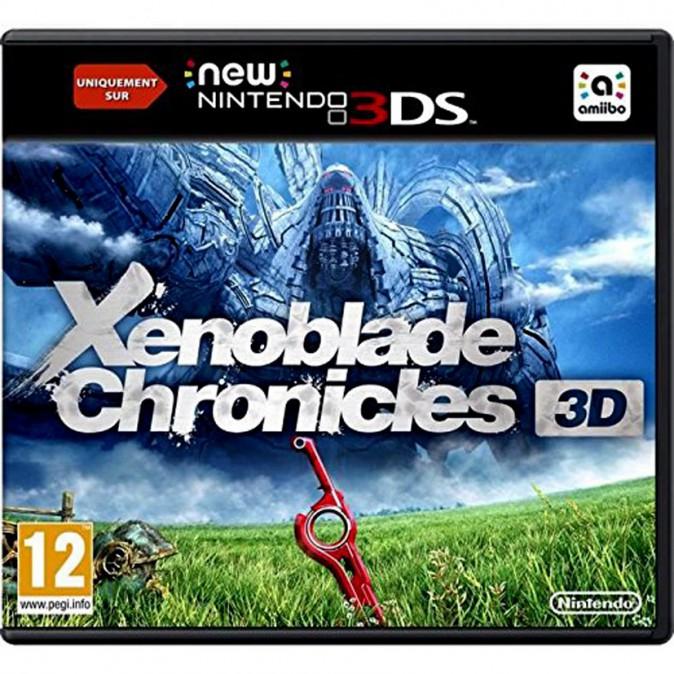 Jeux vidéo : Xenoblade Chronicles, New Nintendo 3DS. 37,93 €.