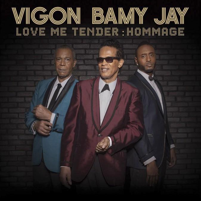 Culture buzz : CD : Love Me Tender : hommage, Vigon Bamy Jay. 15,99 €.