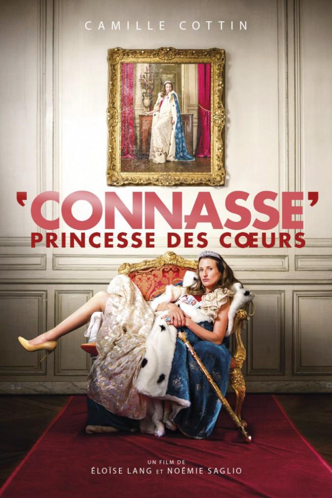 Culture buzz : cinéma :  Connasse, princesse des cœurs, d'Éloïse Lang et Noémie Saglio avec Camille Cottin (1h20).