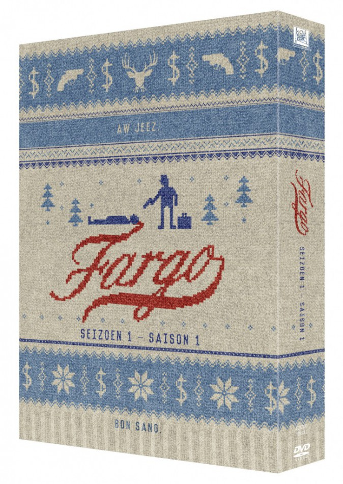 Culture buzz : DVD : Fargo, saison 1, avec Martin Freeman et Billy Bob Thornton, Fox. 39,99 €.