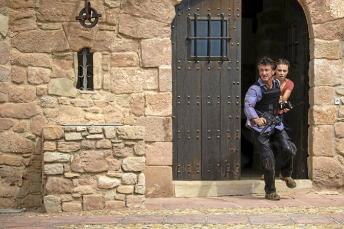Ciné : Gunman, de Pierre Morel avec Sean Penn, Jasmine Trinca et Javier Bardem (1 h 57)
