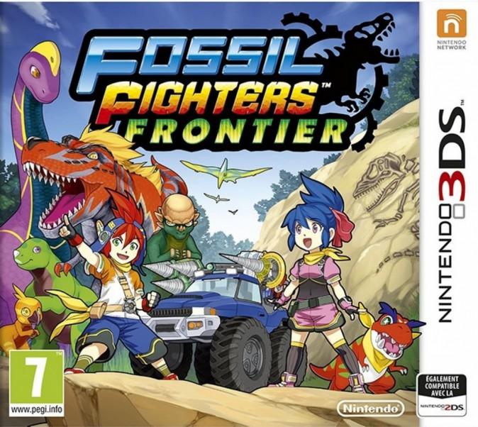 Jeu vidéo : Fossil Fighters Frontier, Nintendo 3DS. 34,99 €.