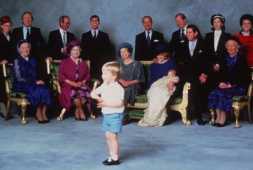 Baptême du prince Harry